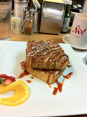 Stuffed French Toast @ La Isla by szachko