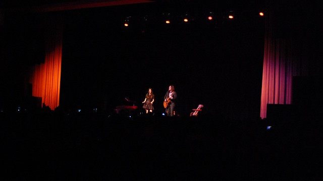 The Civil Wars at the Egyptian Room