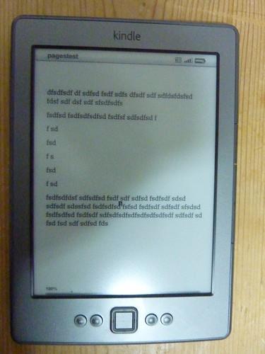Word Dateien mit dem Kindle lesen