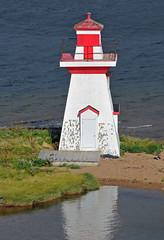 DGJ_4721 - McNeil Beach Lighthouse (archer10 (Dennis) (74M Views)) Tags: lighthouse canada island nikon novascotia free capebreton dennis jarvis d300 iamcanadian 18200vr freepicture 70300mmvr dennisjarvis archer10 dennisgjarvis wbnawcnns mcneilbeach