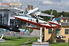 26+63_F-104G (22+01) (phantomderpfalz) Tags: museum plane germany deutschland aircraft technik 2010 speyer rheinlandpfalz avions