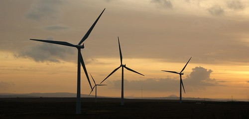 Whitelee wind farm by PhylB