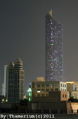 Alhamra Tower-- 11-11-2011 (Thamerium) Tags: