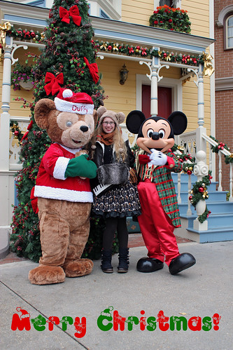 With Duffy & Mickey