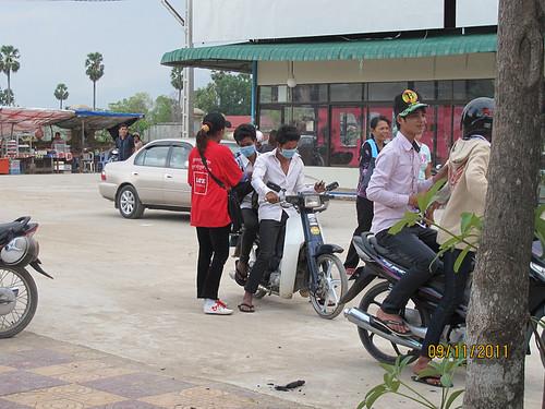 Cambodia WAD Testing 9