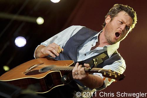 Blake Shelton - 11-13-11 - Orlando Calling Music Festival, Citrus Bowl, Orlando, FL