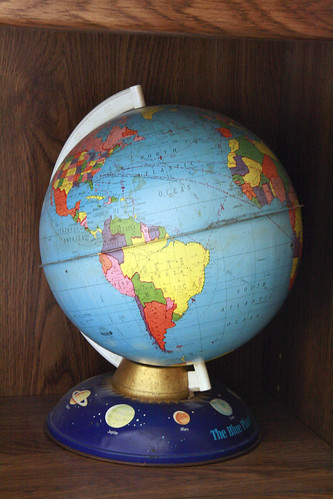Planets Globe