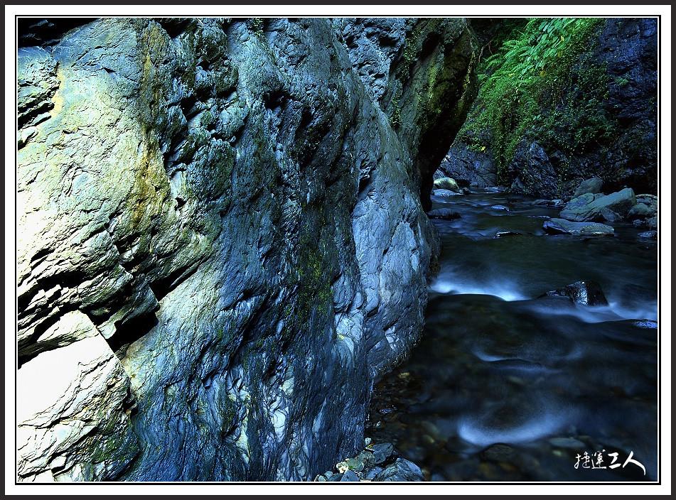 [中判RVP]大棟山林道+溪瀑