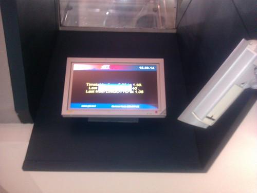 Monitor della Metro di Torino (1)