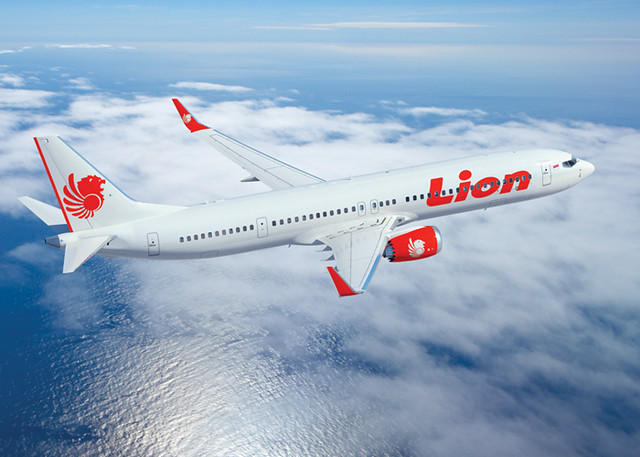 Lion Air Commitment for up to 380 Boeing 737s