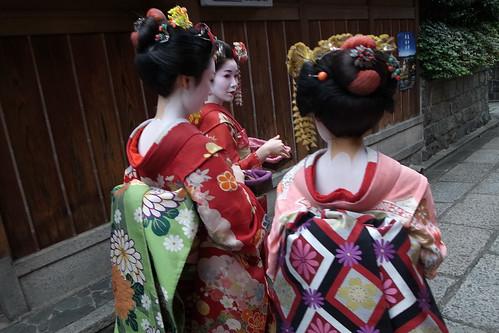 京都をめぐる冒険 石塀小路