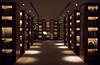 Park Hyatt Library (Alberto Sen (www.albertosen.es)) Tags: park tower japan hotel tokyo nikon shinjuku torre library alberto biblioteca hyatt parkhyatt japon sen tokio d300s albertorg albertosen