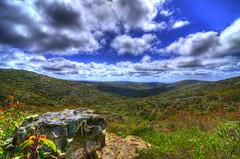 El Morro South (murraycdm) Tags: sky green rock clouds nikon newportbeach hills nik hdr newportcoast photomatix dfine elmorrocanyon cs5 d7000 murraycdm