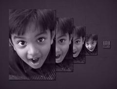 Excitement (180camArt) Tags: school india cute art kids children photography tn faces expression indian joy digitalart 180 attitude chennai generation tamil tamilnadu nadu energetic indiankids indianchildren camart 180camart