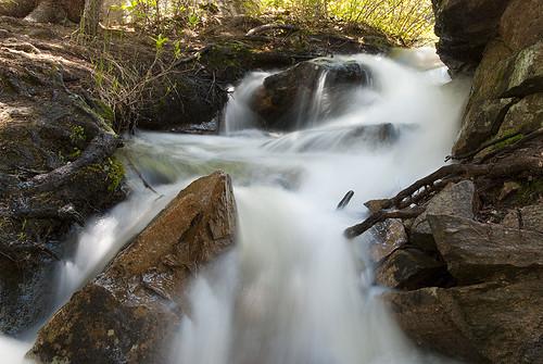 Rocky Mtn Waterfall 1
