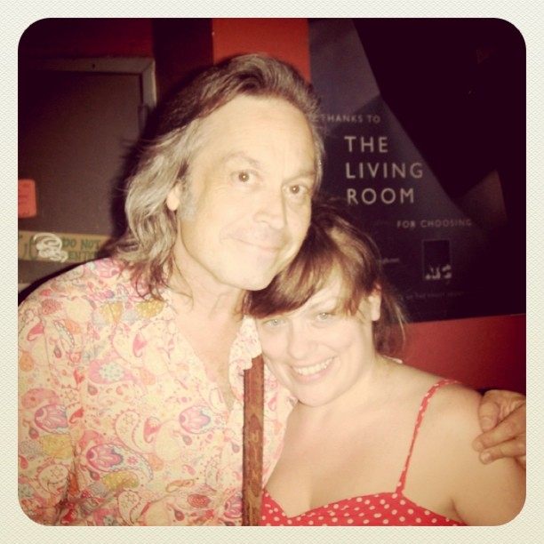 Jim Lauderdale and myself