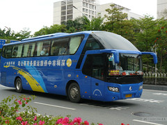 Chinese Coach (Canadian Pacific) Tags: china bus coach tour chinese guangdong shenzhen   canton  peoplesrepublicofchina         xiamengoldendragon  ap1130482