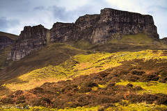 Leac nan Fionn (Shuggie!!) Tags: skye landscape scotland williams cliffs karl hdr trotternish karlwilliams