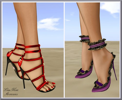 forever and emily heels