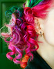 Day 215 of 365 - Year 2 (wisely-chosen) Tags: selfportrait me july canon50mmf18 redhair pinkhair orangehair purplehair greenhair cameraraw yellowhair 2011 365days colorfulhair multicoloredhair naturallycurlyhair manicpanicflaming manicpanicrubine manicpanicredpassion manicpanicfuschiashock manicpanicpurplehaze manicpanicshockingblue manicpanicelectricbanana curlformers manicpanicenchantedforest manicpanicplumpassion manicpanictigerlily adobephotoshopcs5extended itsa10miraclehairmask redkensmoothdownbuttertreatment onenonlyarganoiltreatment