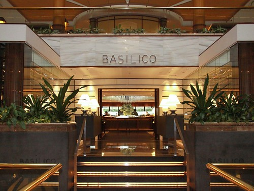 Basilico @ The Regent, Singapore