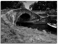 Milford bridge no 105....Staffs & Worcs canal (lovestruck.) Tags: bridge no milford 105 challengeyouwinner staffsworcscanal