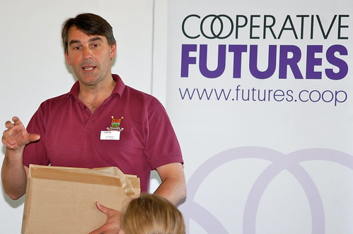 Jim Pettipher of Co-oerative Futures