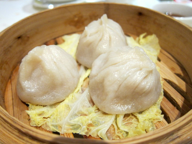 Shanghainese Pork Dumplings (Xiao Long Bao)