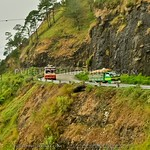 Bus Ride and Arrival in Sagada, Mountain Province