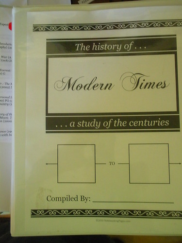 Modern Times History NB with Timeline (2)