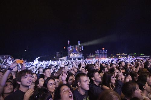Bilbao BBK Live 20011
