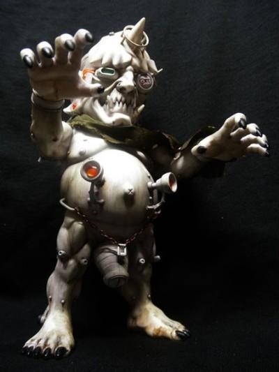 DEBRIS ROBOT by ひろかず