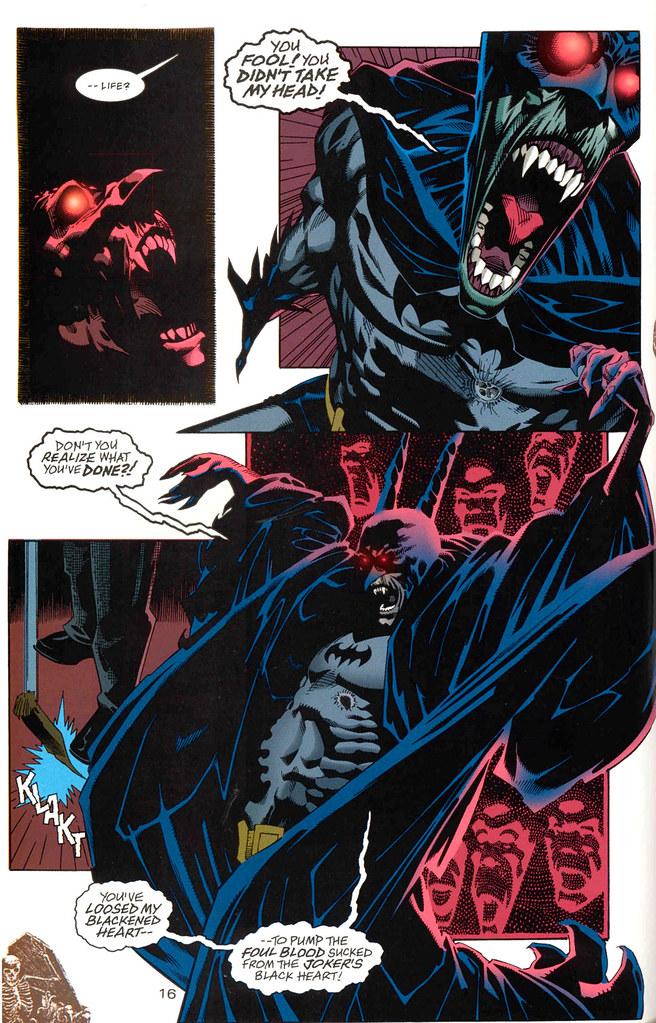 AWESOME-tober-fest 2011: Batman vs Dracula | Cavalcade of ...