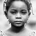 African Girl in Ouagadougou