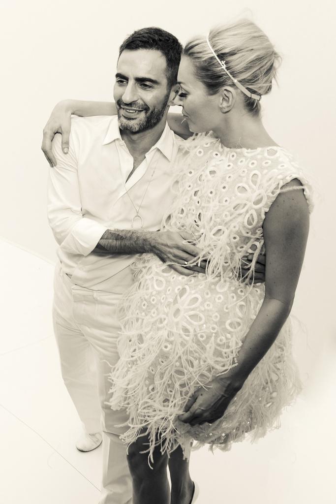Louis Vuitton SS12 Marc Jacobs Kate Moss