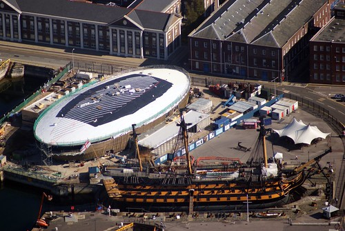 HMS Victory & The Mary Rose Museum