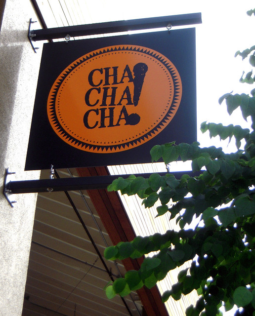 Cha Cha Cha Sign-Resized