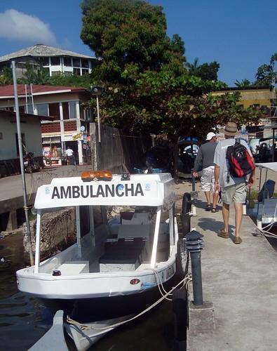 Guatemala Ambulancha