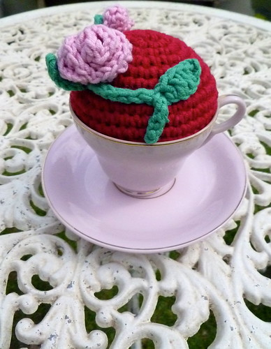 Tea Time Pincushion...