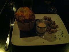 Dinner at Bisou