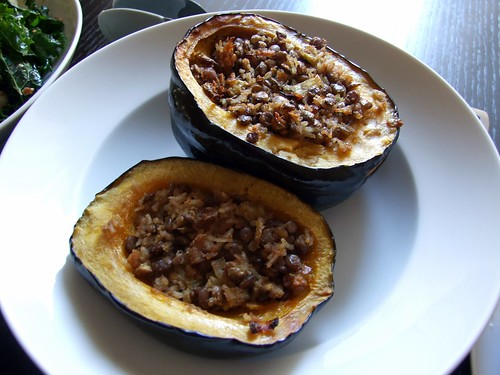 Stuffed Pepper squash