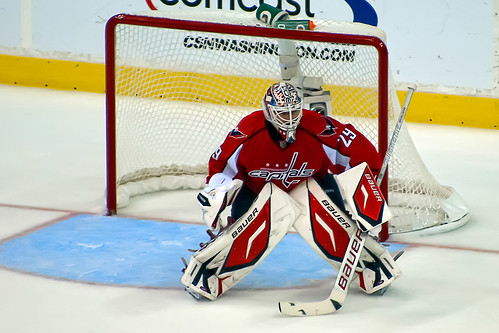 Vokoun In Net