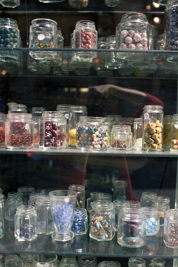 collections of beads