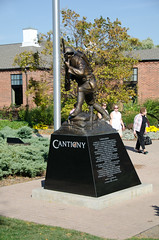 The Lion of Cantigny Photo