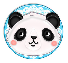 Birthday Party panda cake (Toca Boca) (Toca Boca) Tags: birthday party cake kids digital children fun toy kid digitalplay ipod child play screen birthdayparty together boca playful parenting iphone toca ipad digitaltoy tocaboca