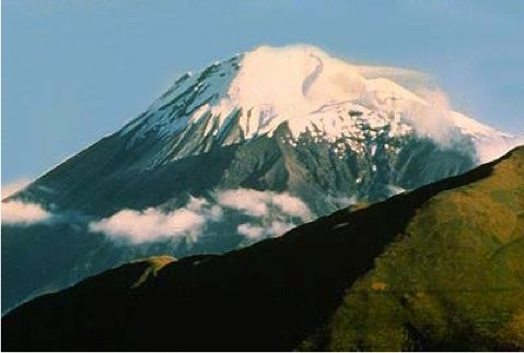 Ecuador-mountains
