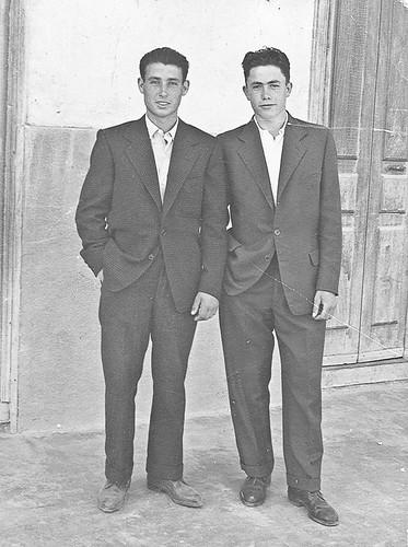 Luis Arriazu y Jaime Perez