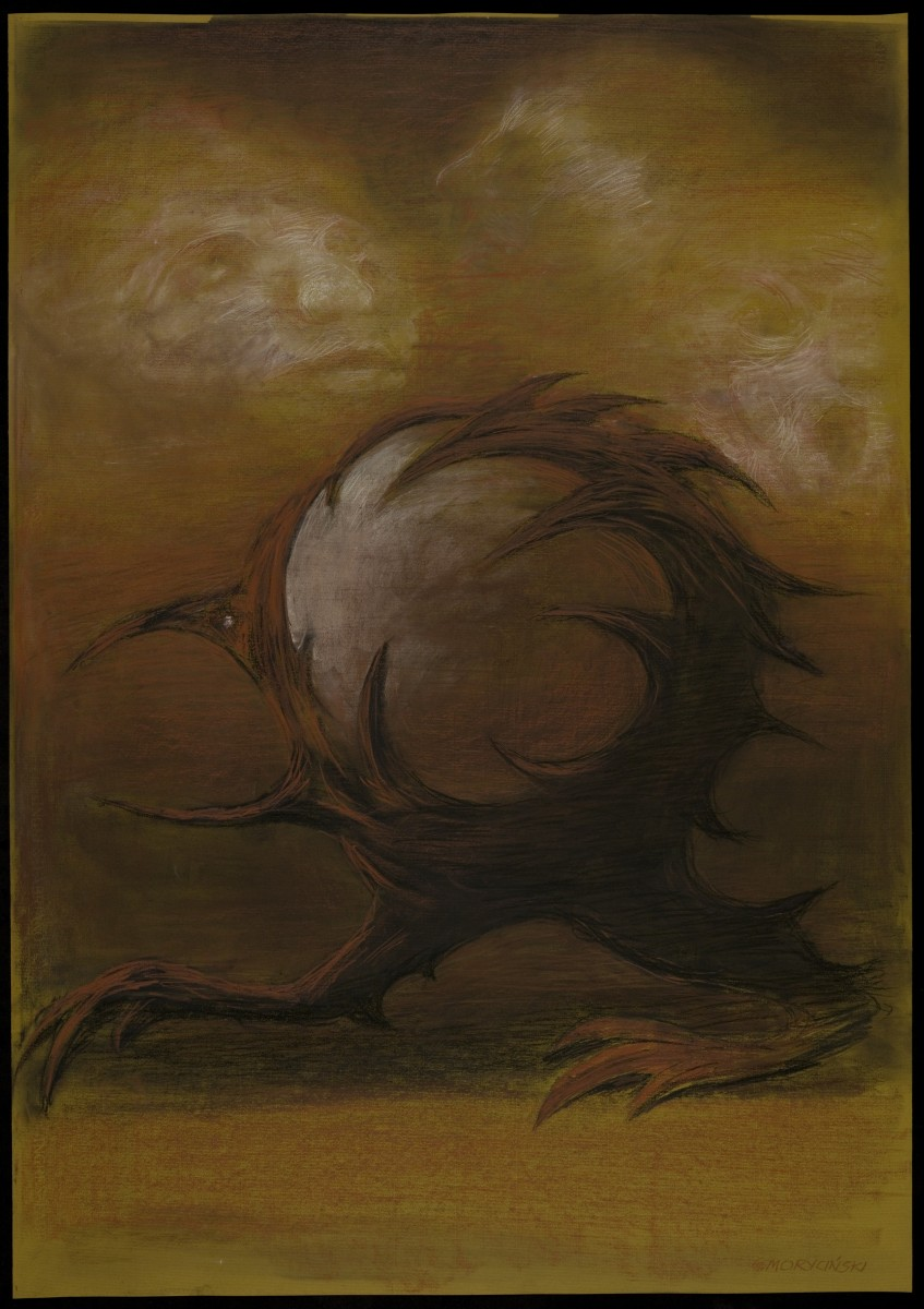 Grzegorz Morycinski  - Demons 32