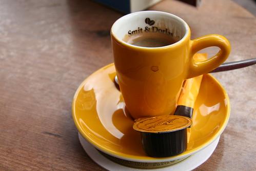 amsterdam - espresso