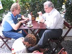 shoe shine (TBTAOTW2011) Tags: man black leather shoe shine polish shoeshine loafers